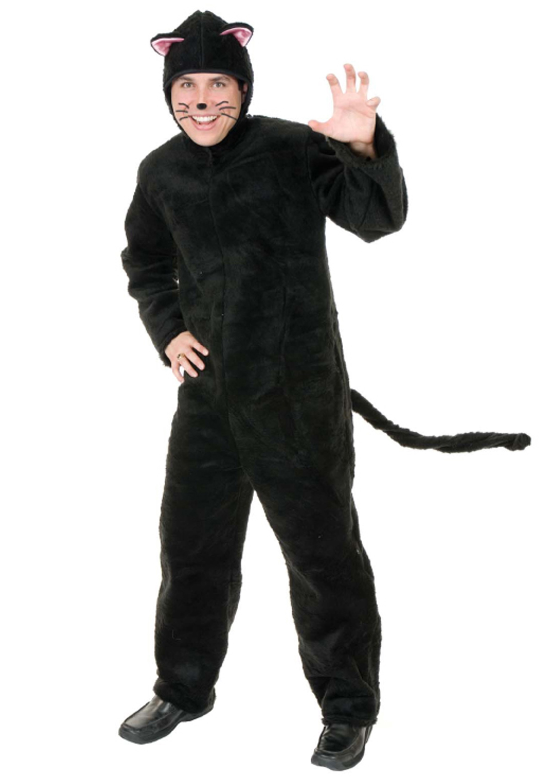 Adult Cat Costume  sc 1 st  Halloween Costumes : cat costume for guys  - Germanpascual.Com