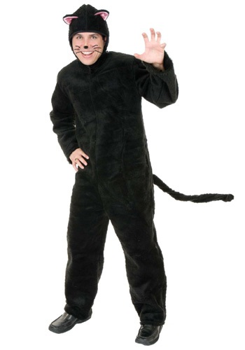 Click Here to buy Adult Cat Costume from HalloweenCostumes, USA Funds & Shipping
