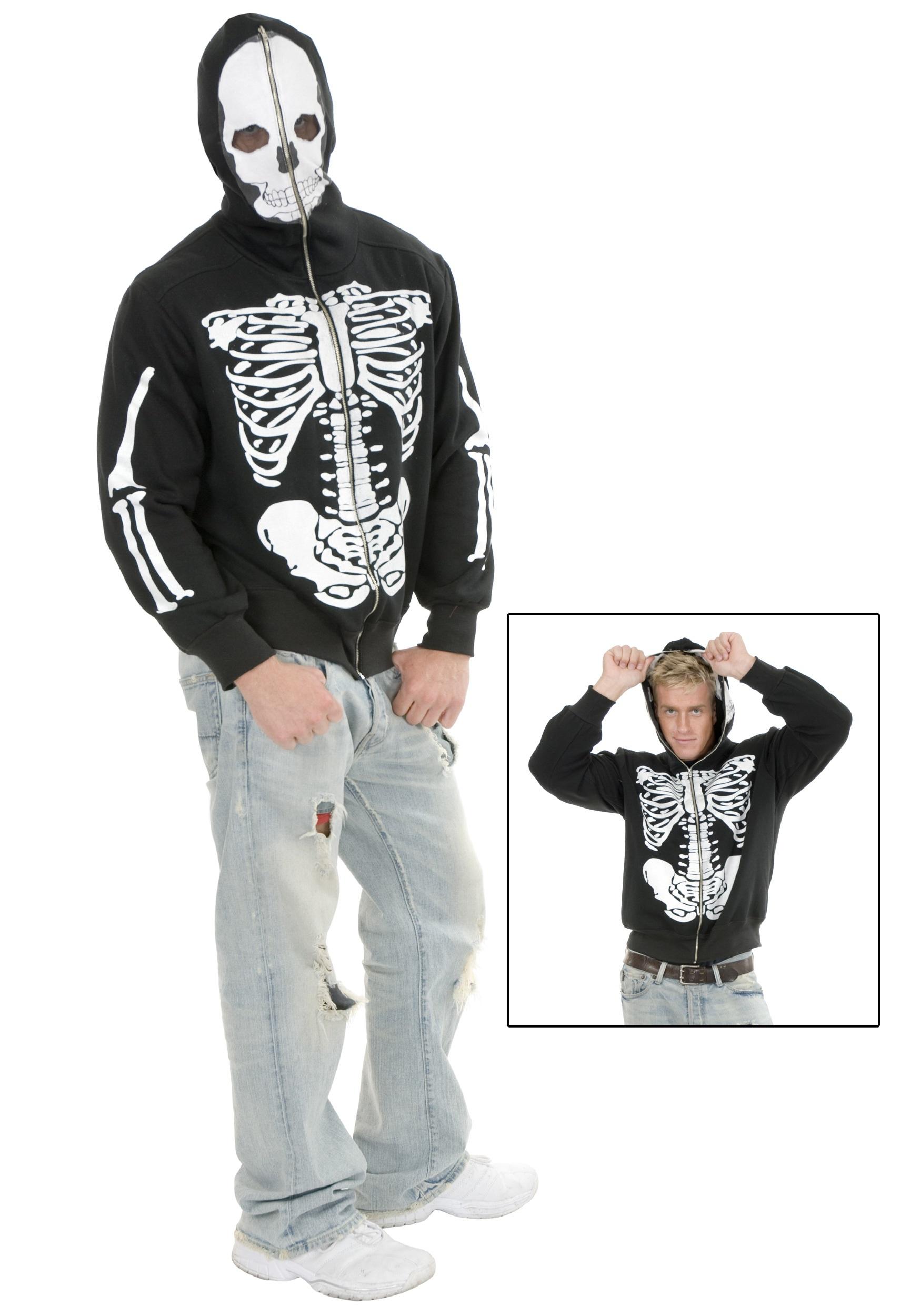 Skeleton hoodies