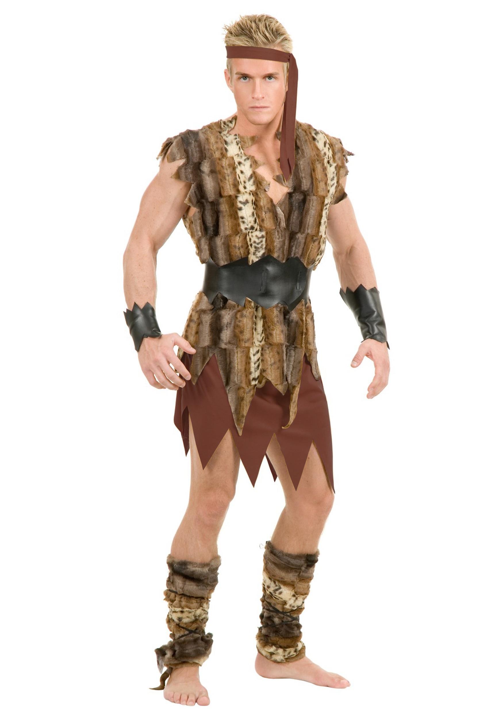 Caveman Dress Up Ideas : Cool caveman costume