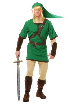 Adult Elf Warrior Costume