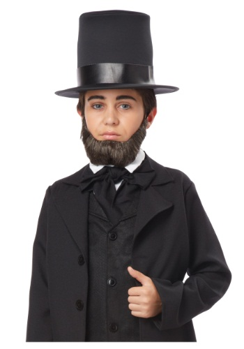 Child Honest Abe Beard By: California Costumes for the 2015 Costume season.