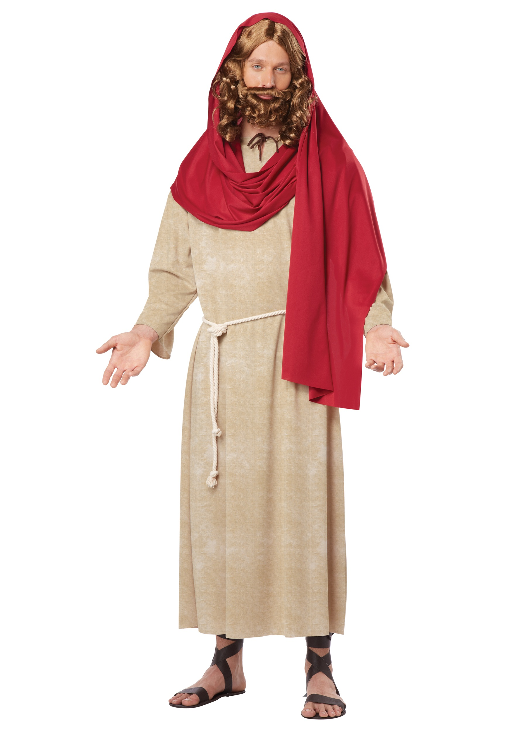 Nun priest and religious halloween costumes adult jesus christ costume solutioingenieria Gallery