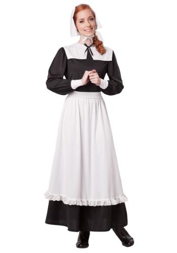 Pilgrim Woman Costume for Adults