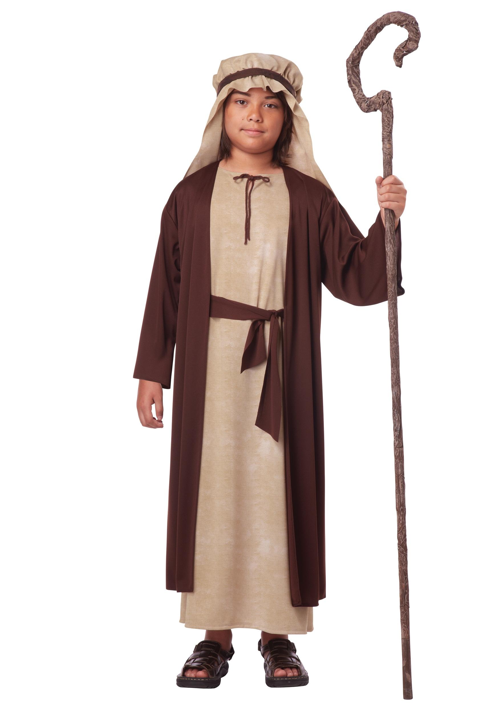 sc 1 st  Halloween Costumes & Boys Saint Joseph Costume