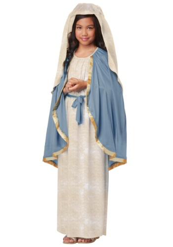 Girls Virgin Mary Costume By: California Costumes for the 2015 Costume season.