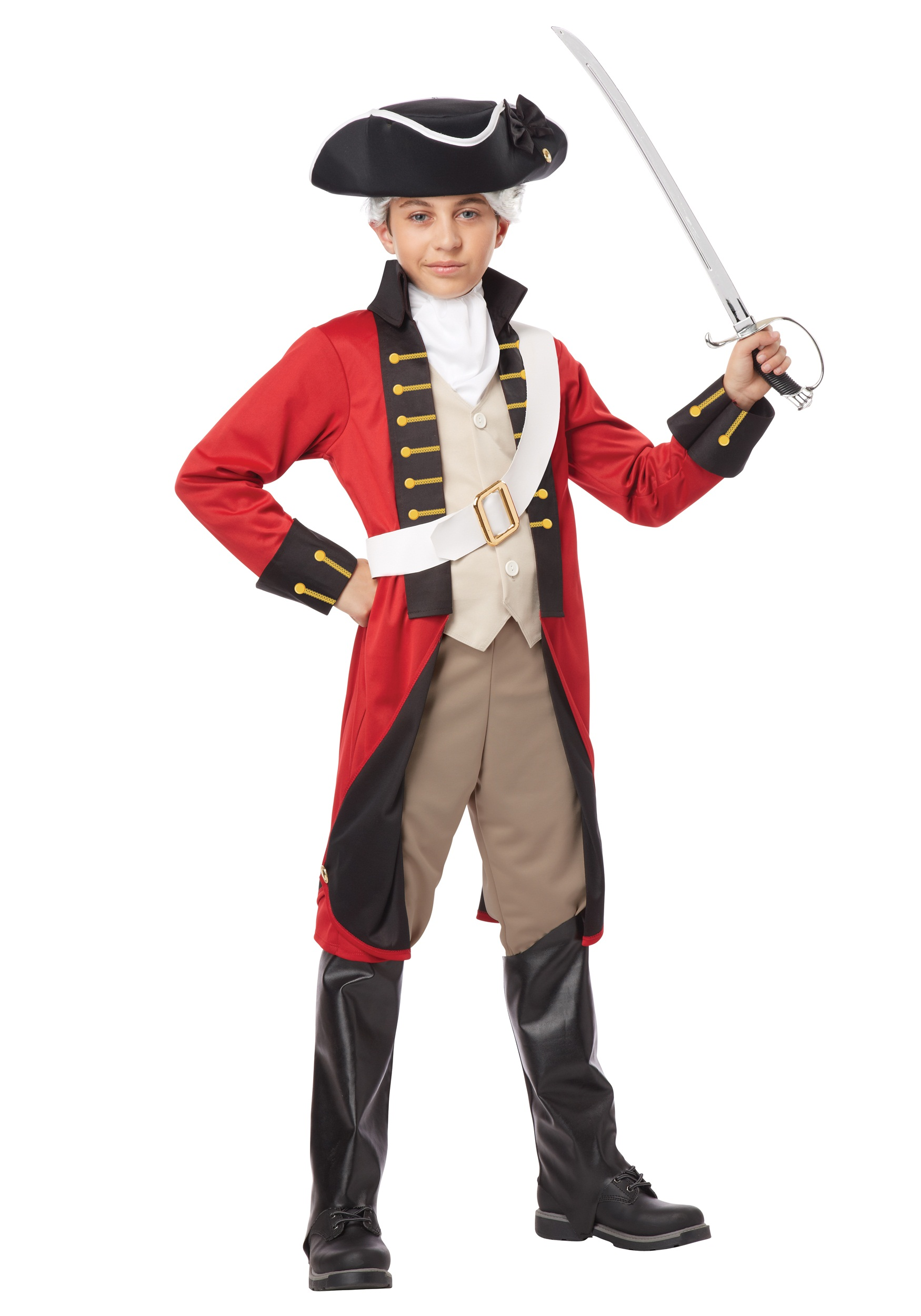 Pics Photos British Red Coat Soldier Costume Http Www