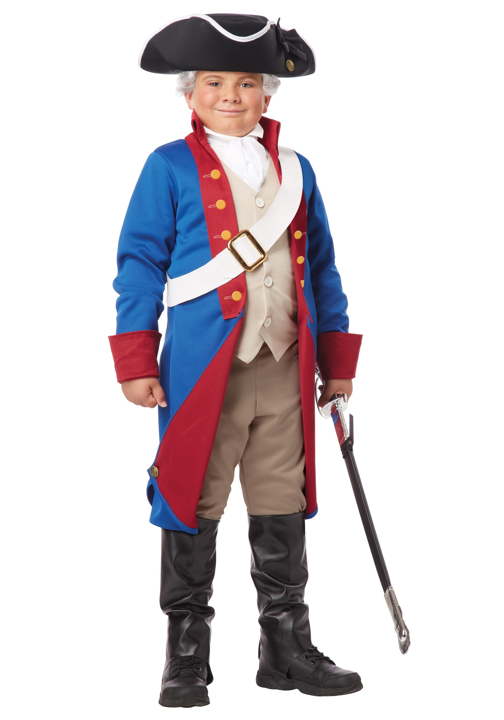 Patriots Halloween Costume