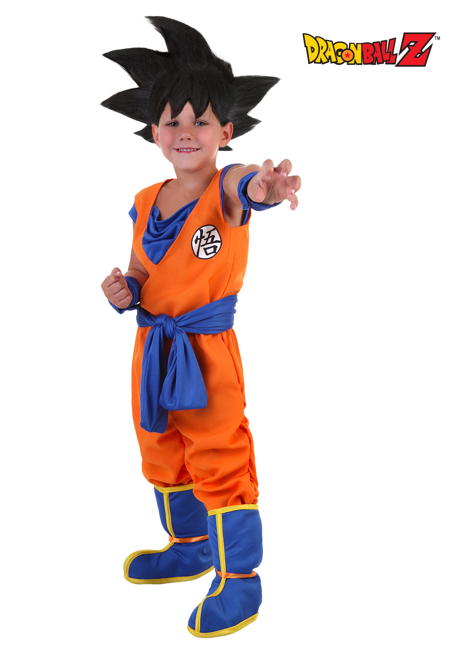 sc 1 st  Halloween Costumes & Toddler Goku Costume