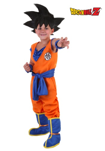 Toddler Goku Costume By: Fun Costumes for the 2015 Costume season.