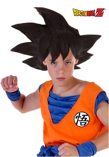 Child Goku Wig By: Fun Costumes for the 2015 Costume season.