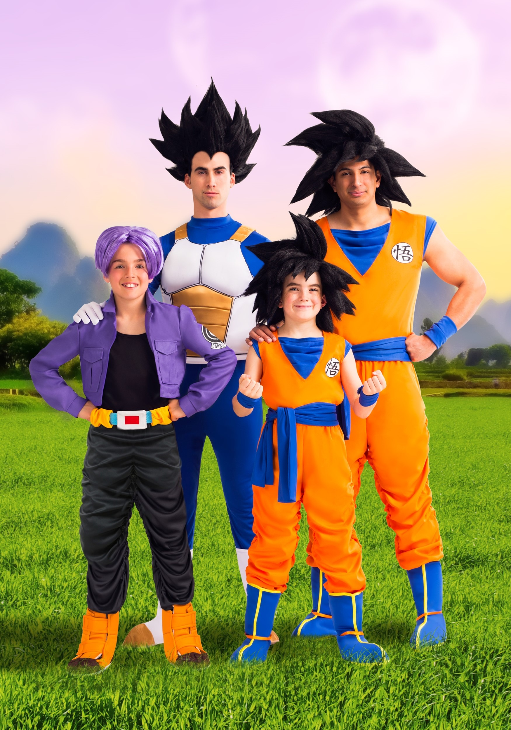 adult dragon ball x