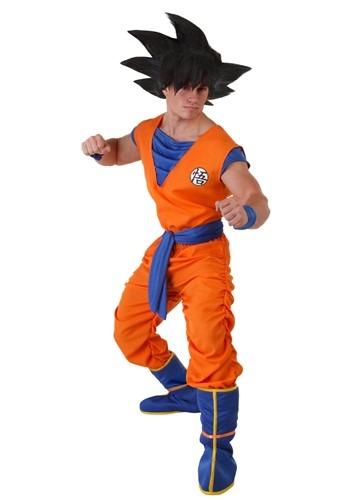 Dragon Ball Z Adult Goku Costume