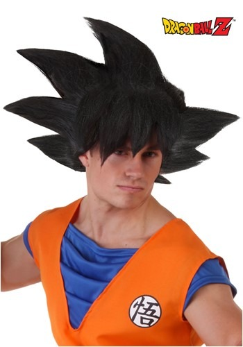 Adult Goku Wig By: Fun Costumes for the 2015 Costume season.
