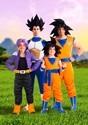 Adult Goku Wig Alt 1