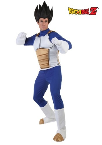 Adult Vegeta Costume By: Fun Costumes for the 2015 Costume season.