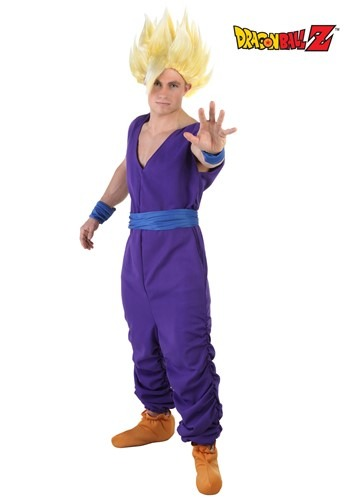 Adult Gohan Costume By: Fun Costumes for the 2015 Costume season.