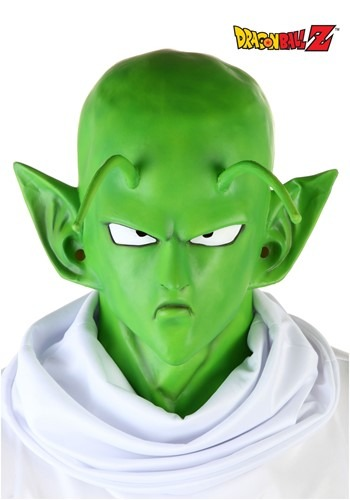Piccolo Mask By: Fun Costumes for the 2015 Costume season.