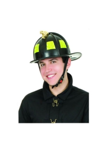 Click Here to buy Black Fireman Helmet from HalloweenCostumes, CDN Funds