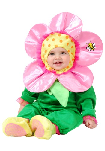 Image of Little Spring Flower Costume