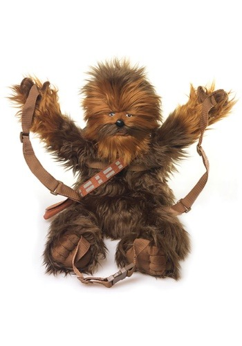 Deluxe Chewbacca Backpack  sc 1 st  Halloween Costumes & Chewbacca Costumes - Adult Child Baby Star Wars Halloween Costume ...