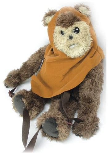 Wicket Ewok Back Buddy By: Comic Images for the 2015 Costume season.