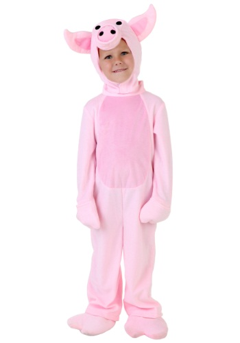 Click Here to buy Toddler Pig Costume from HalloweenCostumes, USA Funds & Shipping