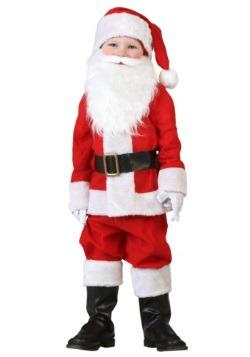 Toddler Santa Costume