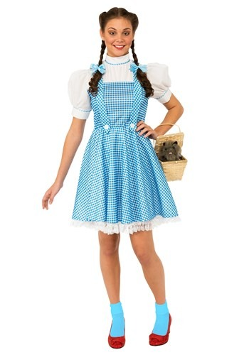 Womens Adult Dorothy Costume By: Rubies Costume Co. Inc for the 2015 Costume season.