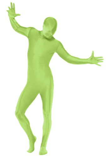 adult green man costume Funny Costumes for Halloween