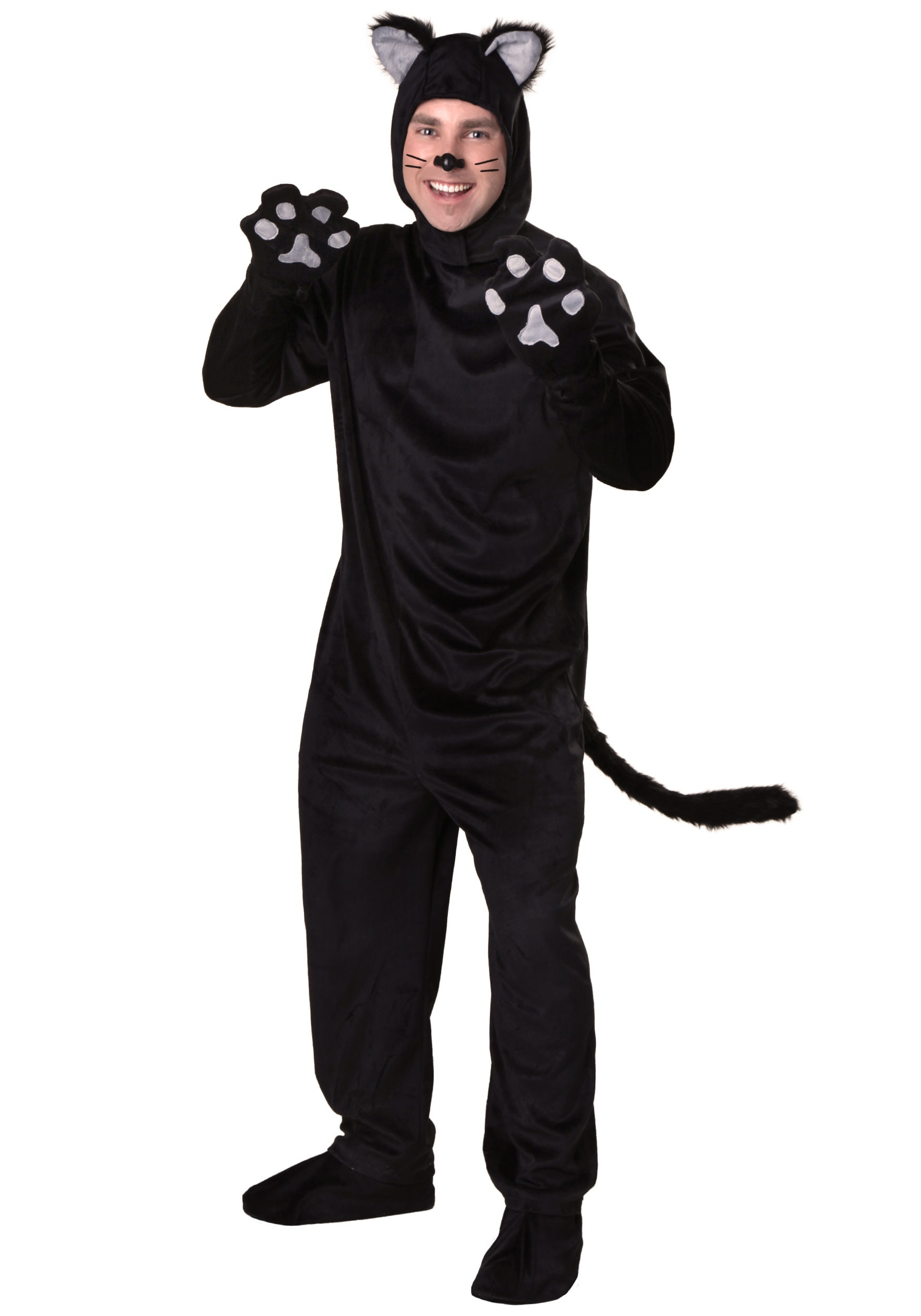 Cat And The Hat Costume For Adults