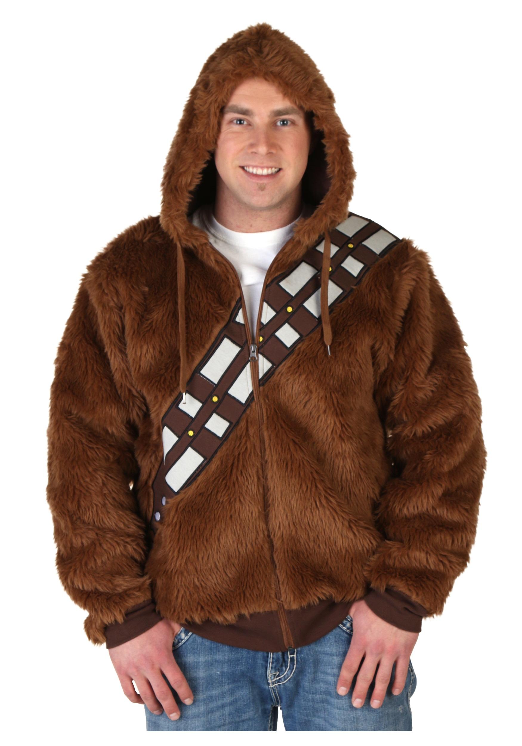 Chewbacca Costume Hoodie Chewbacca Costume Hoodie 2 ...  sc 1 st  Halloween Costumes & Chewbacca Costume Hoodie