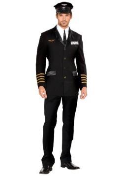Plus Size Mile High Pilot Costume