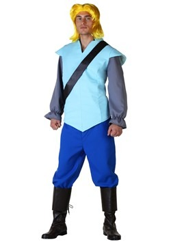 Plus Size John Smith Costume cc