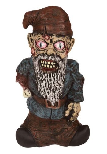 Zombie Yard Gnome: Style B By: Seasons USA Inc. for the 2015 Costume season.