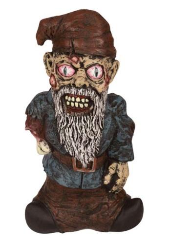 Zombie Yard Gnome: Style B By: Seasons USA Inc. for the 2015 Costume season.