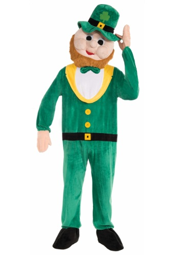 Click Here to buy Leprechaun Mascot Costume from HalloweenCostumes ...  sc 1 st  Halloween Costumes Canada & Mascots Canada | Halloween Costumes | Canadian online Mascots ...