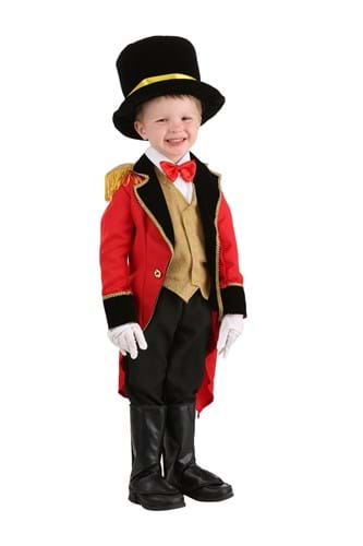 Ringmaster Costume for Small Children