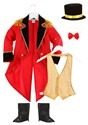 Toddler Ringmaster Costume Alt 7