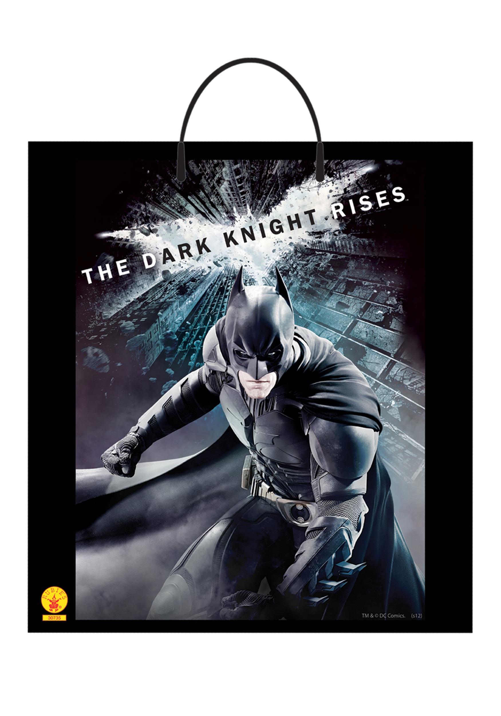 Batman The Dark Knight Rises Treat Bag HRC30735X