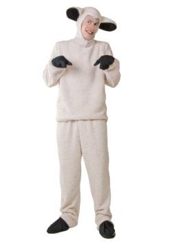 Plus Size Sheep Costume