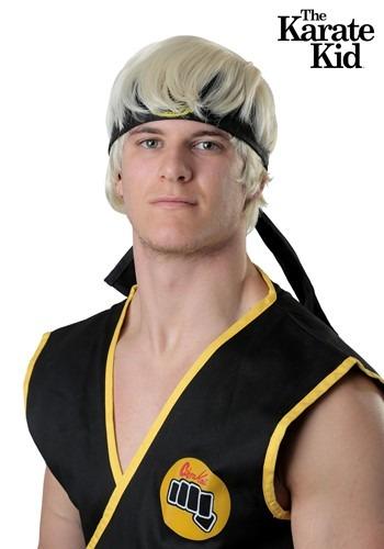 Adult Karate Kid Johnny Wig