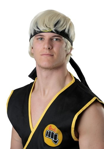 Karate Kid Johnny Wig KAR2229AD-ST