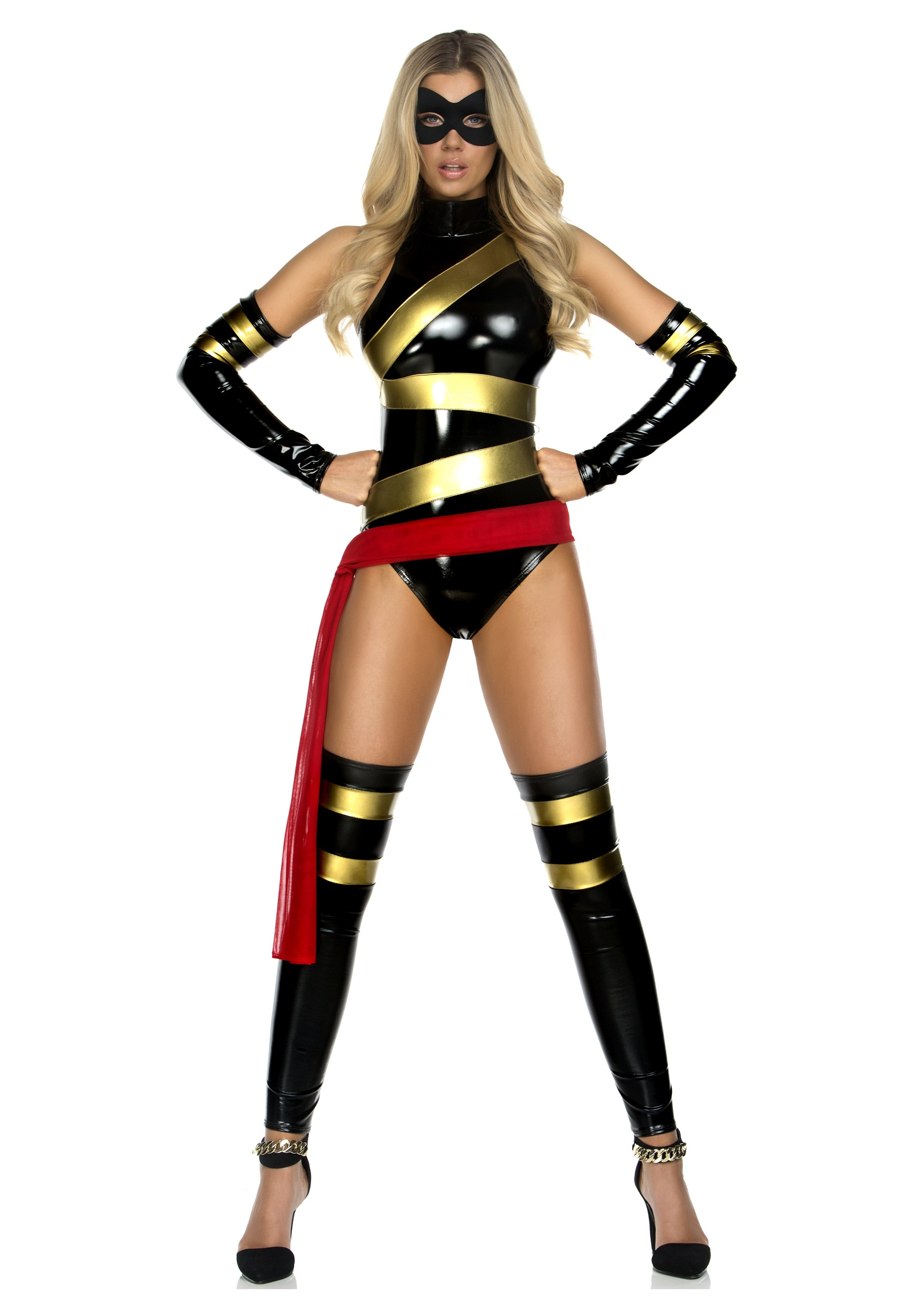 adult costume female hero super