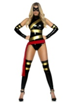 Womens Miss Marvelous Superhero Costume