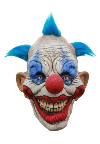 Click Here to buy Dammy the Clown Mask from HalloweenCostumes, USA Funds & Shipping