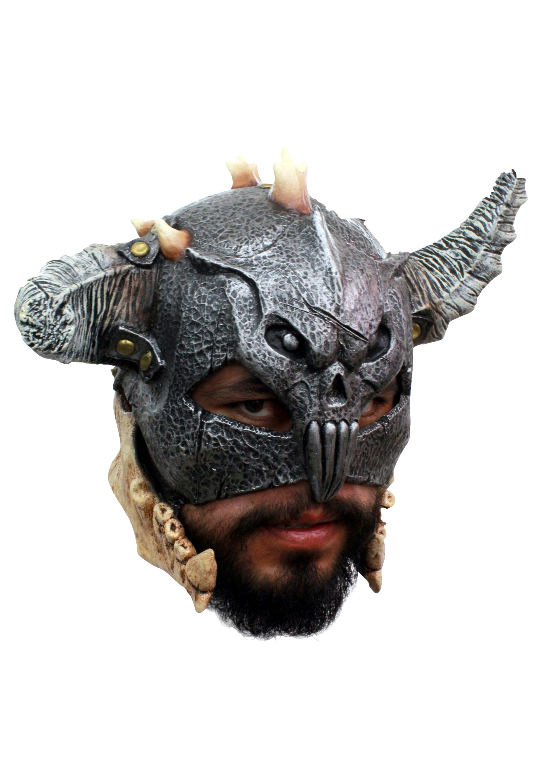 Uncategorized Viking Masks mandible viking warrior mask