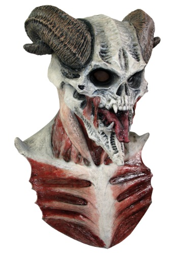 Click Here to buy Devil Skull Mask from HalloweenCostumes, USA Funds & Shipping