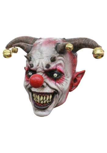 Click Here to buy Jingle Jangle Clown Mask from HalloweenCostumes, USA Funds & Shipping