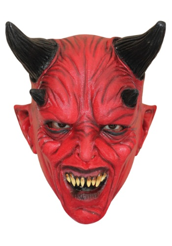 Click Here to buy Kids Devil Mask from HalloweenCostumes, USA Funds & Shipping